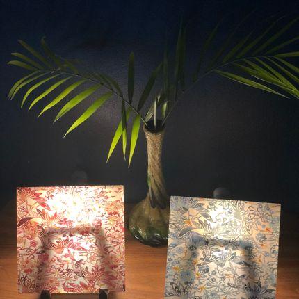 Art glass - TEZOME - BINRYU