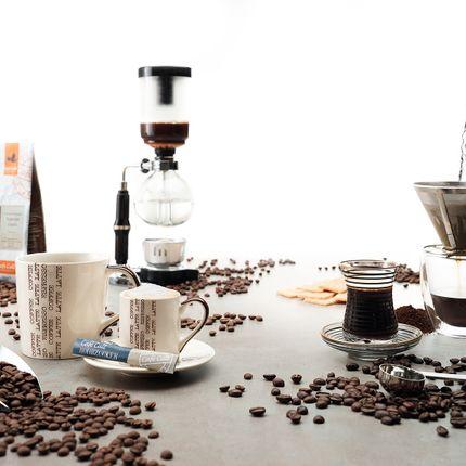 Café / thé - Cafés Cult - Notre gamme complete de café de toutes les origines  ainsi que nos cafés aromatisés ! - DETHLEFSEN & BALK