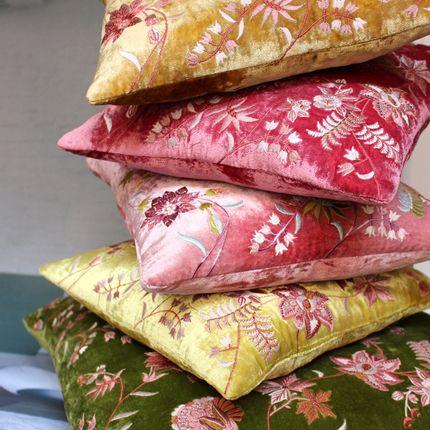 Cushions - MADAME BOVARY cushion 30x30 - ANKE DRECHSEL