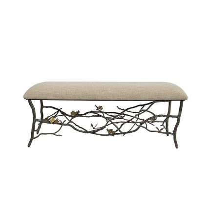 Benches - Butterfly Ginkgo Bench - MICHAEL ARAM