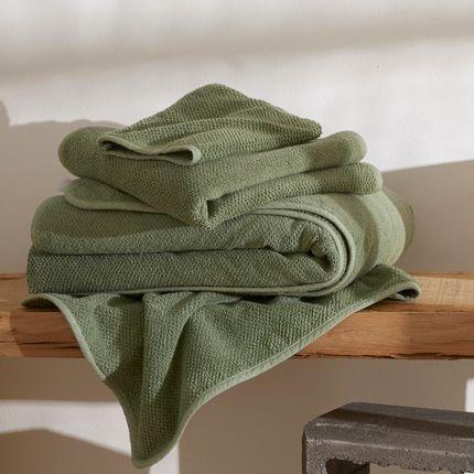 Bath linens - Washed cotton toilet - DORAN SOU
