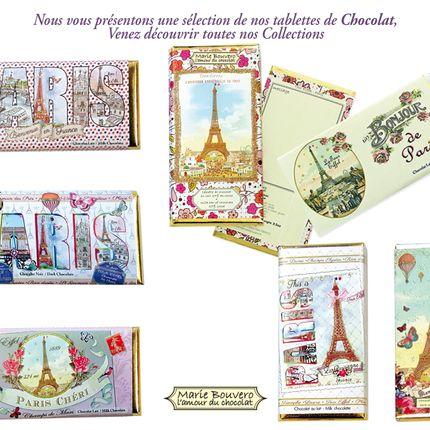 Chocolate - CHOCOLATE POSTCARD - FIRMA DIFF. MARIE BOUVERO