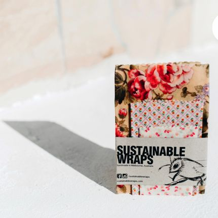 Kitchen utensils - Starter Pack - SUSTAINABLE WRAPS