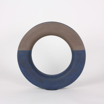 Decorative objects - Blue Ring - ATELIERNOVO