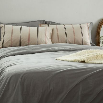 Bed linens - REGIMENTAL - LOFT BY BIANCOPERLA