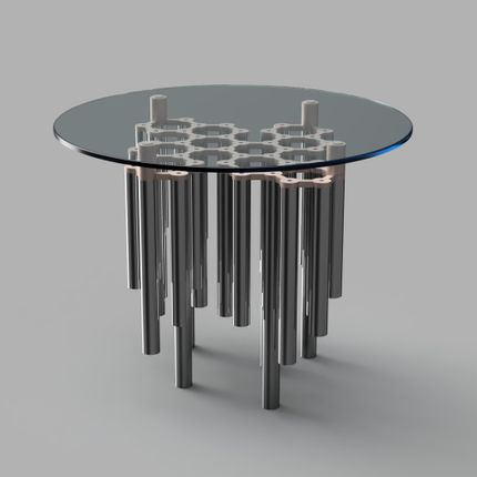 Tables - Manuka Hanging Dining Table - HIJR LONDON