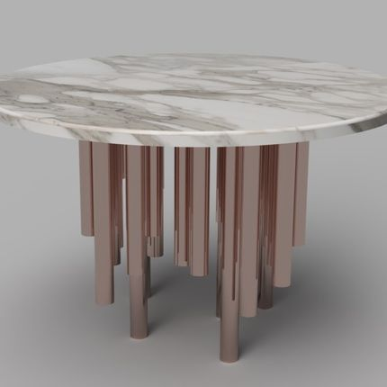 Tables - Manuka Restung Dining Table - HIJR LONDON