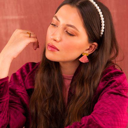 Jewelry - Cosmos earrings - LES TATILLONNES