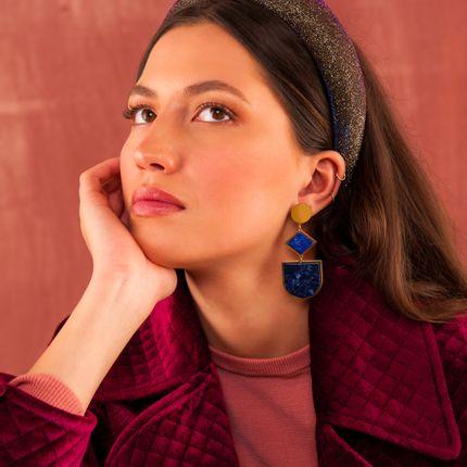 Jewelry - Mac Alpin earrings - LES TATILLONNES
