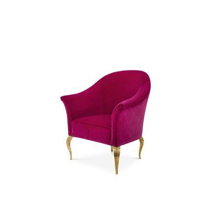 Armchairs - Mimi Armchair  - COVET HOUSE