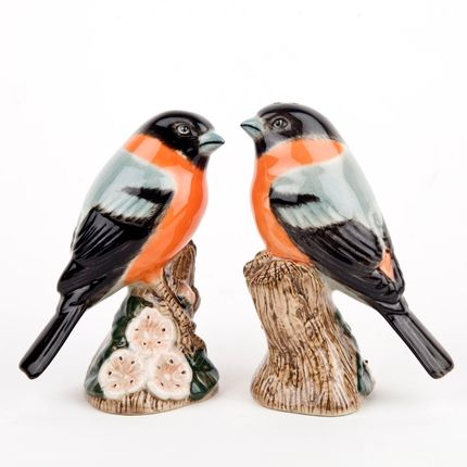 Condiments - Salt and pepper sets - QUAIL DESIGNS