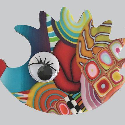 Jewelry - Boucles d'oreilles puzzle - LIZ CRÉATIONS
