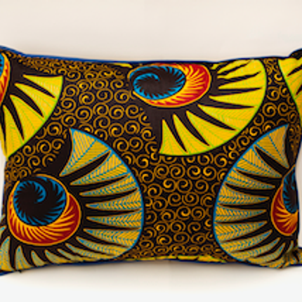 Cushions - Wolof, pillow cover - ANKASAÏ