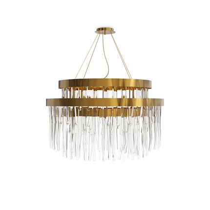Plafonniers - Babel Suspension Lamp  - COVET HOUSE