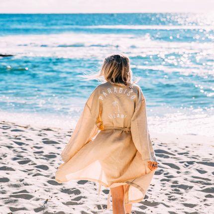 Ready-to-wear - Paradiso Robe - LIBBY WATKINS
