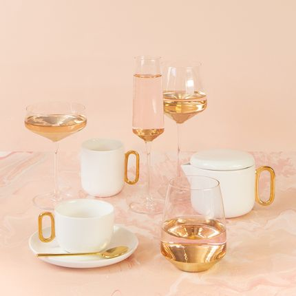 Verres à pied - Moderne Teaware & Glassware Collections - CRISTINA RE
