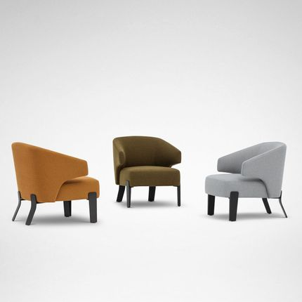 Armchairs - EMBRACE - CAMERICH