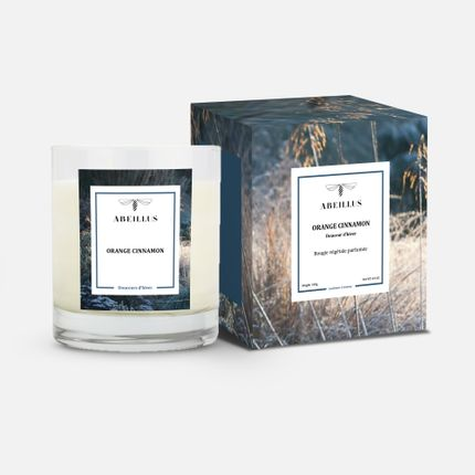 Candles - Natural scented candle - ABEILLUS NATURE ET JARDINS