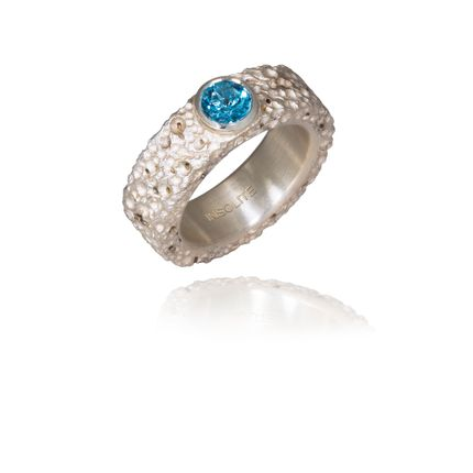 Jewelry - Ring Vulcano Lux - INSOLITE JOAILLERIE
