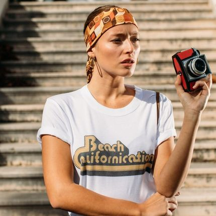 Ready-to-wear - TSHIRT BEACH CALIFORNICATION - FABULOUS ISLAND LTD