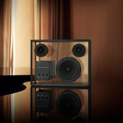 Tables basses - Transparent Speaker - TRANSPARENT SOUND