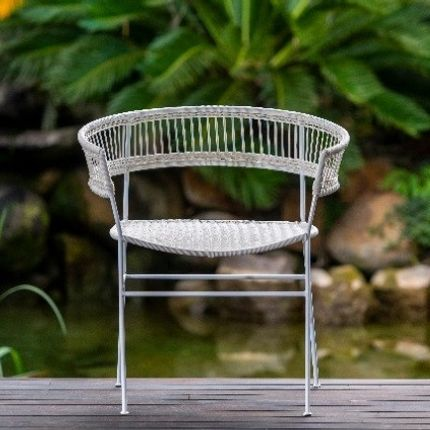 Chaises - Chaise Africaine Scoubi - WOW RECYCLED