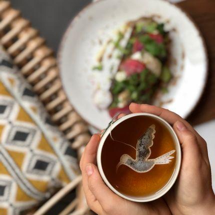 Coffee / tea - Hummingbird Tea Bag - TEA HERITAGE
