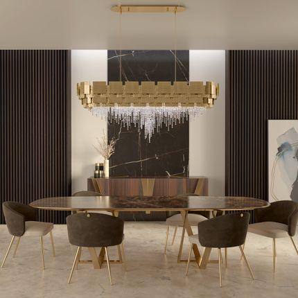 Ceiling lights - Mondrian Suspension - CASTRO LIGHTING