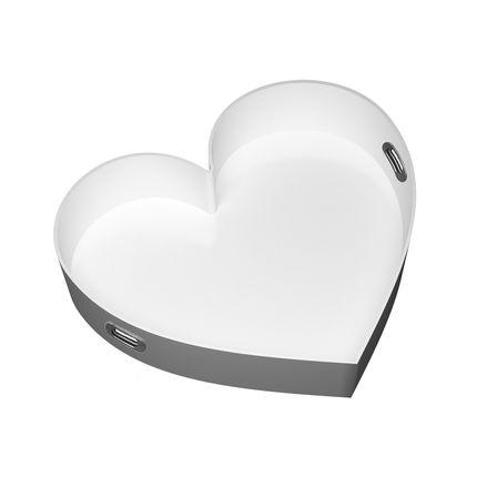 Trays - Heart Floating Tray - INOMO