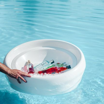 Trays - Floating Ice Bucket - INOMO