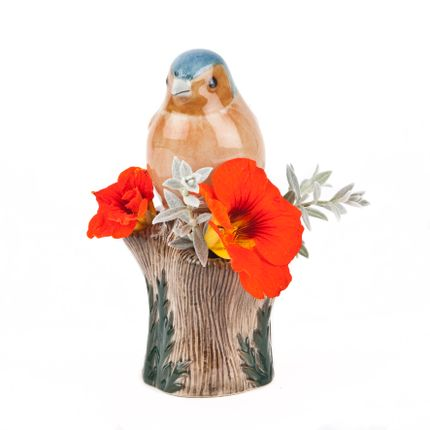 Vases - Chaffinch bud vase - QUAIL DESIGNS