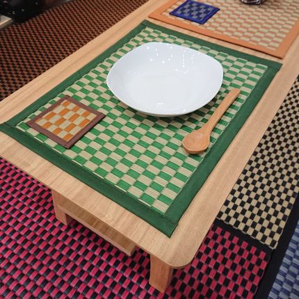 Table mat - Rush Grass Place Mat - GOZA