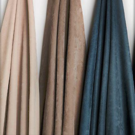 Upholstery fabrics - Nabuk  - AMS - LEATHER & TEXTILES
