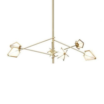 Hanging lights - HARLOW SPOKE CANDLESTICK - TONICIE'S