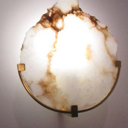 Appliques - Applique Alabastro                      Sconce Wall Alabaster - NICOLA FALCONE