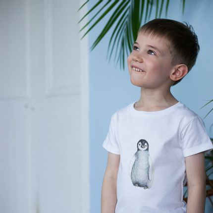 Prêt à porter - T-shirt Enfant - KUTUUN - MADE IN FRANCE