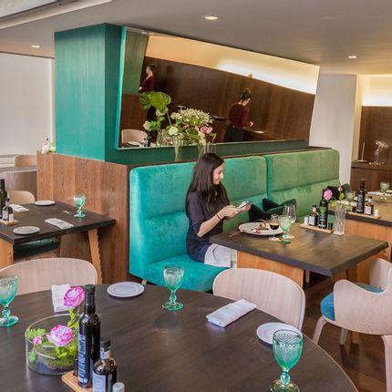 Aménagement de cuisine - Marc banc de salle à manger  - ARIANESKÉ