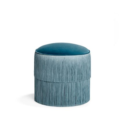 Poufs - FRINGES STOOL - TONICIE'S