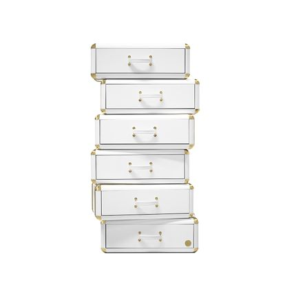 Chests of drawers - Fantasy Air 6 Drawers Chest  - COVET HOUSE