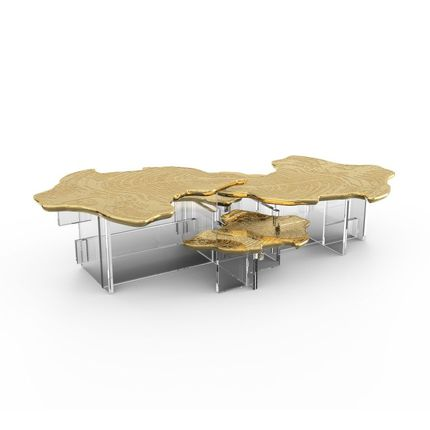 Coffee tables - Monet Center Table - BOCA DO LOBO