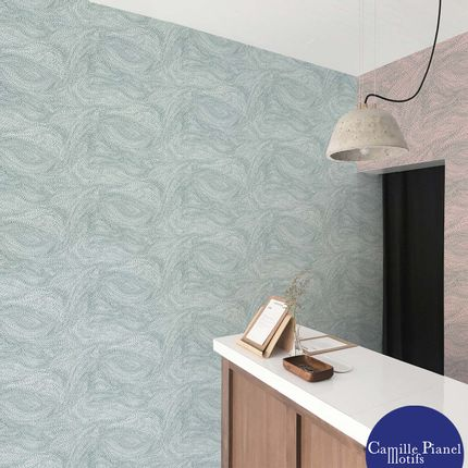 Wallpaper -  Magnetic wallpapers - CAMILLE PIANEL MOTIFS