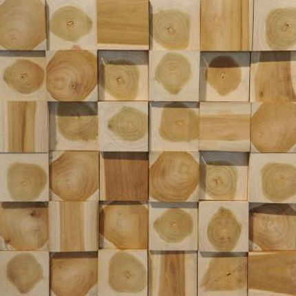 Wall decoration - WALL PANELS | Wall panels made of wood - XYLEIA NATURAL INTERIORS