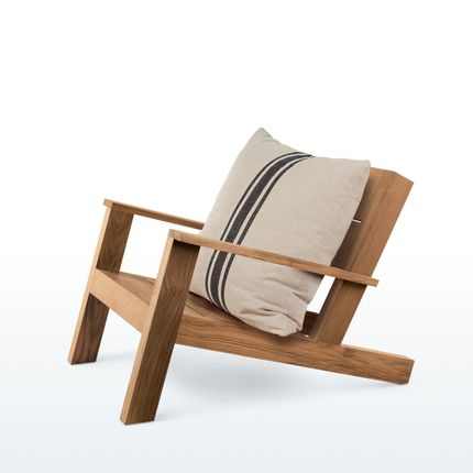 Lawn armchairs - CABO BEACH CHAIR - TONICIE'S