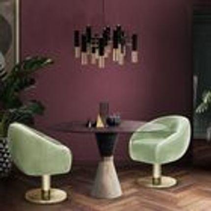 Chaises - Mansfield | Chaise de salle à manger - ESSENTIAL HOME