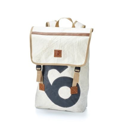 Bags / totes - Landgang back pack - 360 DEGREES SAIL BAGS UPCYCLING PRODUCTS