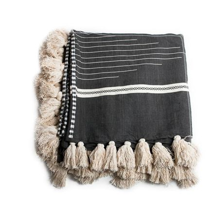 Throw blankets - Blankets - bedspreads - SIROCCOLIVING APS