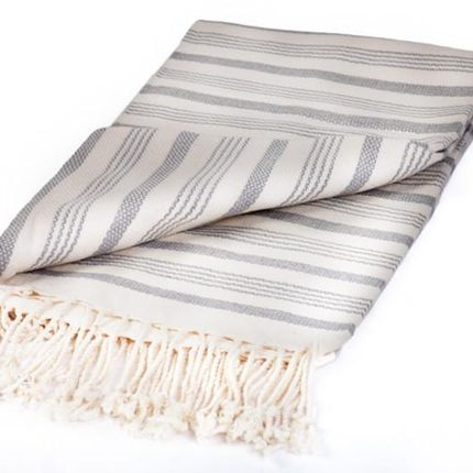 Bath towel - Towel stribe - SIROCCOLIVING APS