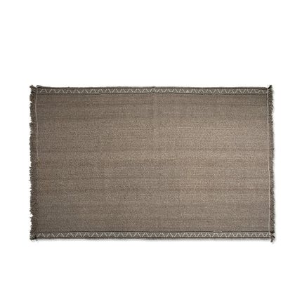 Rugs - Rug - Brown - SIROCCOLIVING APS