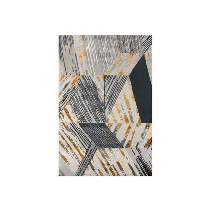 Contemporary - Xisto Geometric Rug  - COVET HOUSE
