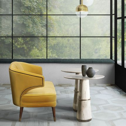 Small sofas - IBIS 2 Seat Sofa - BRABBU DESIGN FORCES